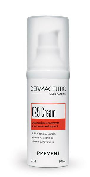 C25 Cream | Krem na dzień z koncentratem antyoksydantów