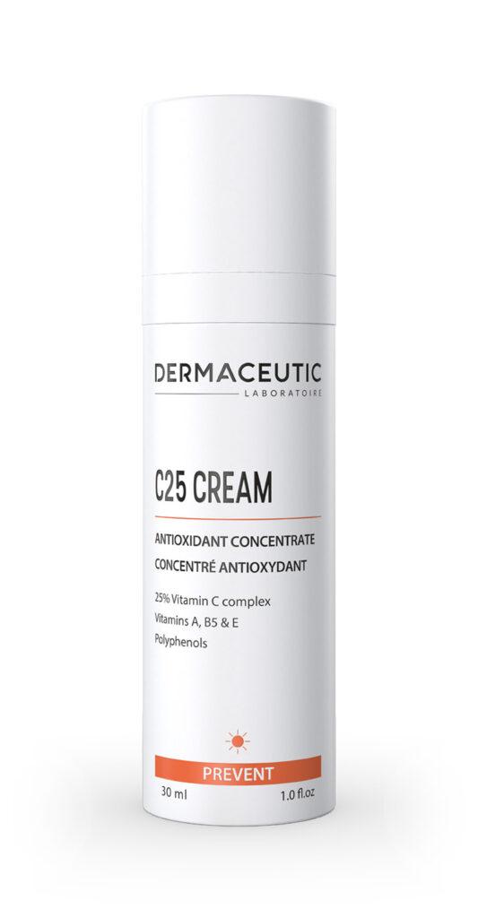 C25 Cream   KONCENTRAT ANTYOKSYDANTÓW