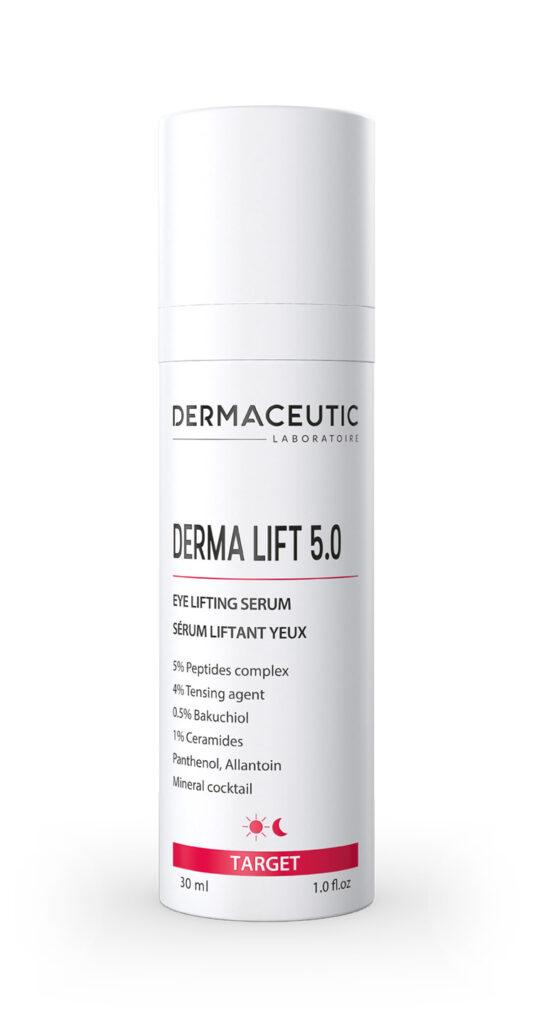 Derma Lift 5.0 | LIFTINGUJĄCE SERUM POD OCZY