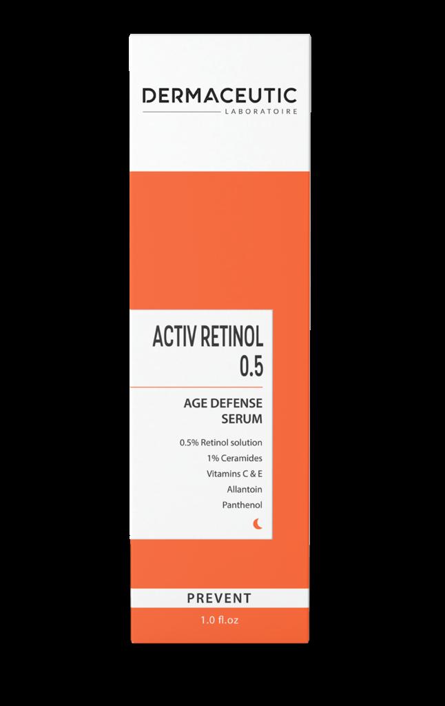 Activ Retinol 0.5   SERUM PRZECIWSTARZENIOWE Z RETINOLEM