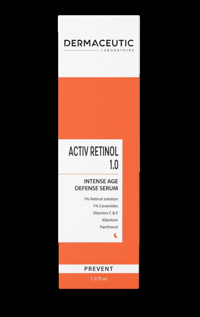 Activ Retinol 1.0 | SILNE SERUM PRZECIWSTARZENIOWE Z RETINOLEM