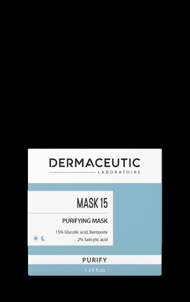 Mask 15 | MASKA OCZYSZCZAJĄCA