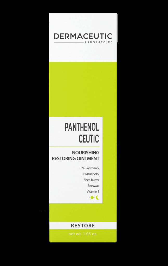 Panthenol Ceutic   ODŻYWCZA MAŚĆ REGENERUJĄCA