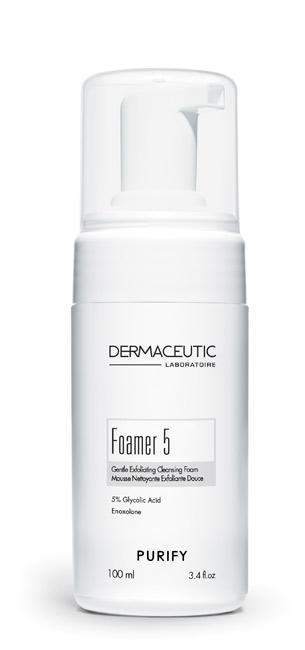 Foamer 5 | Delikatne złuszczanie i oczyszczanie skóry