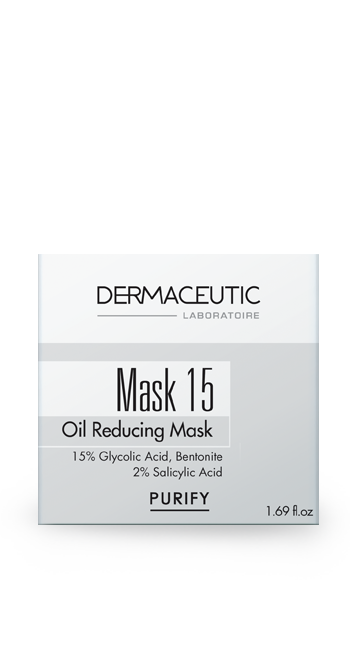 Mask 15 | Ściągająca maska oczyszczająca