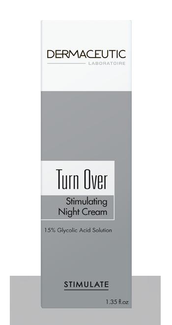 Turn Over | Krem poprawiający strukturę skóry