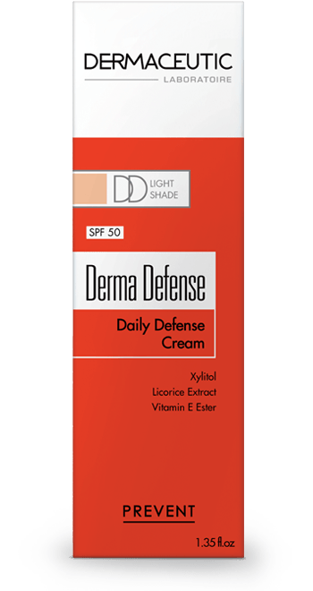 Derma Defense Light | Krem DD na dzień z SPF 50 i pigmentem light