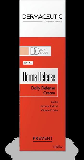 Derma Defense Light | Krem DD na dzień z SPF 50 i pigmentem light