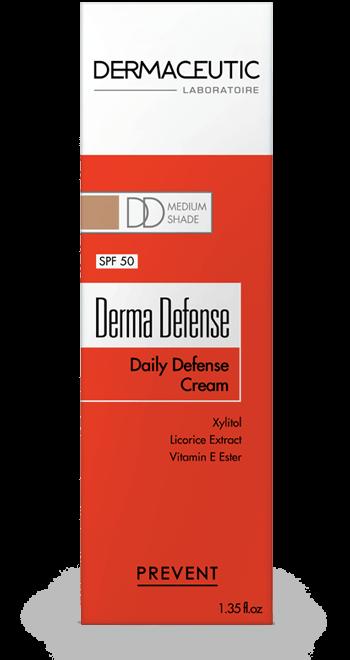 Derma Defense Medium | Krem DD na dzień z SPF 50 i pigmentem medium